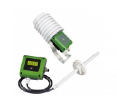 Bộ đo nhiệt độ và độ ẩm đa chức năng