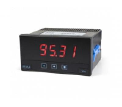 Đồng hồ đo điện áp AC/DC- Dòng điện AC/DC , 4-20mA , 0-10V và tín hiệu nhiệt