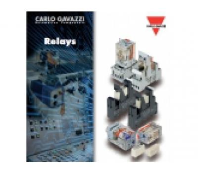 RELAY TRUNG GIAN CARLO GAVAZZI