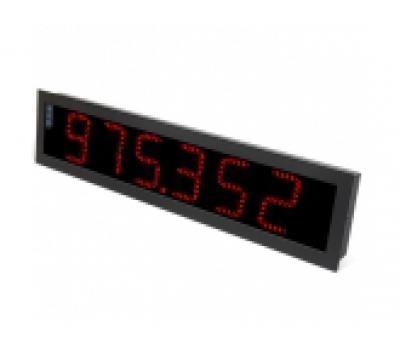 Đồng hồ hiển thị tín hiệu 4-20mA & 0 -10V Led lớn 57mm & 100mm