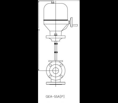 VAN ĐIỀU KHIỂN BA NGẢ (GXF21 Series)