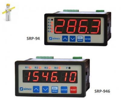 ĐỒNG HỒ HIỂN THỊ - SRP-94 / SRP-946