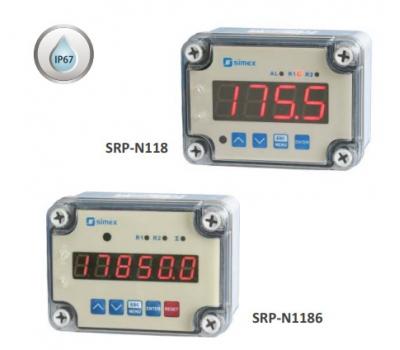 ĐỒNG HỒ HIỂN THỊ - SRP-N118 / SRP-N1186